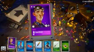 Fortnite Buying Limited Edition Founder's Pack(save the world)