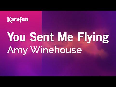 Karaoke You Sent Me Flying - Amy Winehouse *