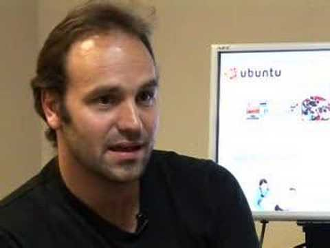 Interview with Mark Shuttleworth