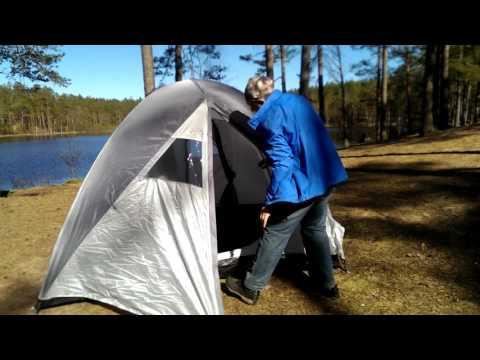 Обзор палатки Talberg Optima 4