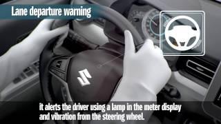 Suzuki Dual Camera Brake Support