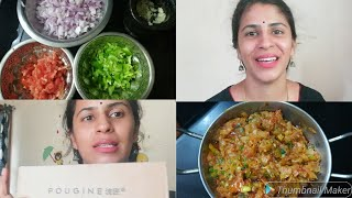 Full day Vlog | WHY NO VIDEOS FROM HER? | Onion Capsicum thokku | Purplle Lipsticks review