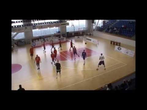 #5 Alan Arnett MBK Lucenec (Home) vs VŠEMvs Karlovka Bratislava