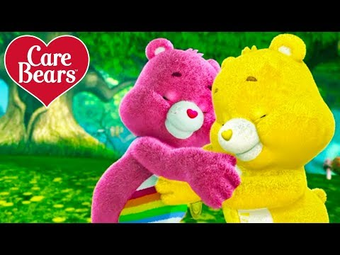 Care Bears | Supporting your friends with Cheer Bear!