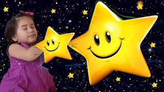 Twinkle Twinkle Little Star Song / Nursery Rhymes by Sam and Abby