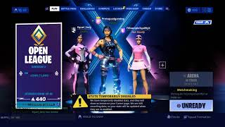 PLAY ON A NEIUWE ACCOUNT//FORTNITE BATTLE ROYALE