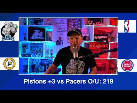 Detroit Pistons vs Indiana Pacers 2/11/21 Free NBA Pick and Prediction NBA Betting Tips