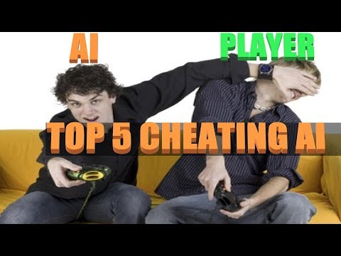 Top 5 Total War Cheating AI