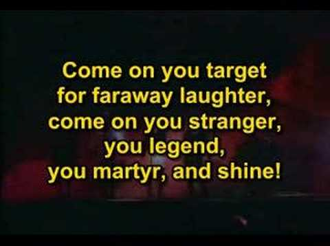 Pink Floyd - Shine On You Crazy Diamond (Karaoke)