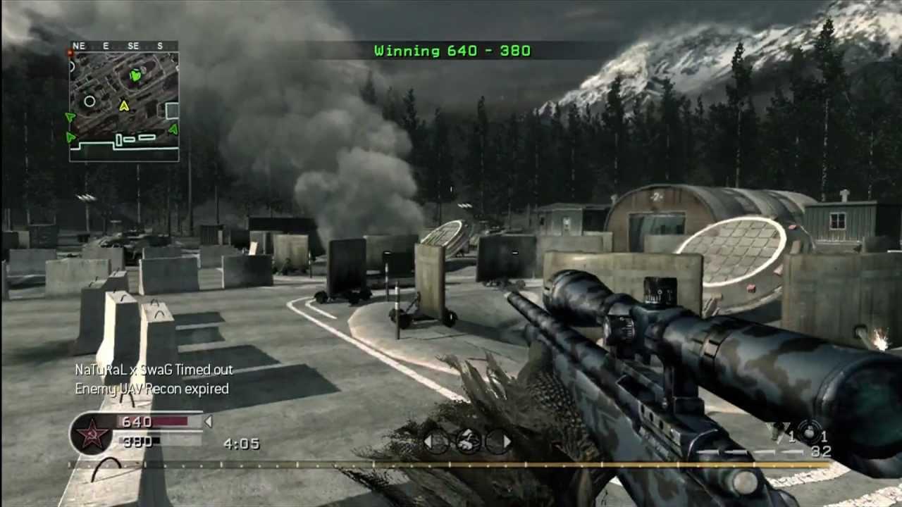 Download COD4 R700 gameplay