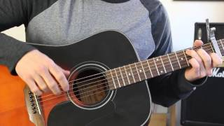 Eddie and The Cruisers - The New York City Song (NYC SONG) - Guitar Tutorial