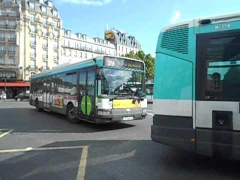 Ratp Passage De 2 Agora S La Gare De L 39 Est Youtube