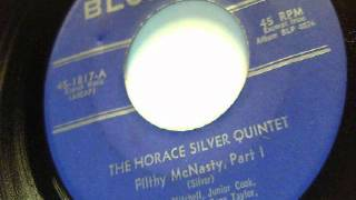 filthy McNasty part I - horace silver quintet - blue note 1961