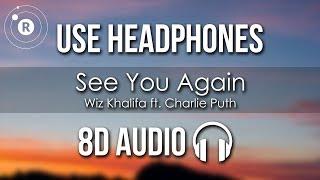 Baixar Wiz Khalifa ft. Charlie Puth - See You Again (8D AUDIO)