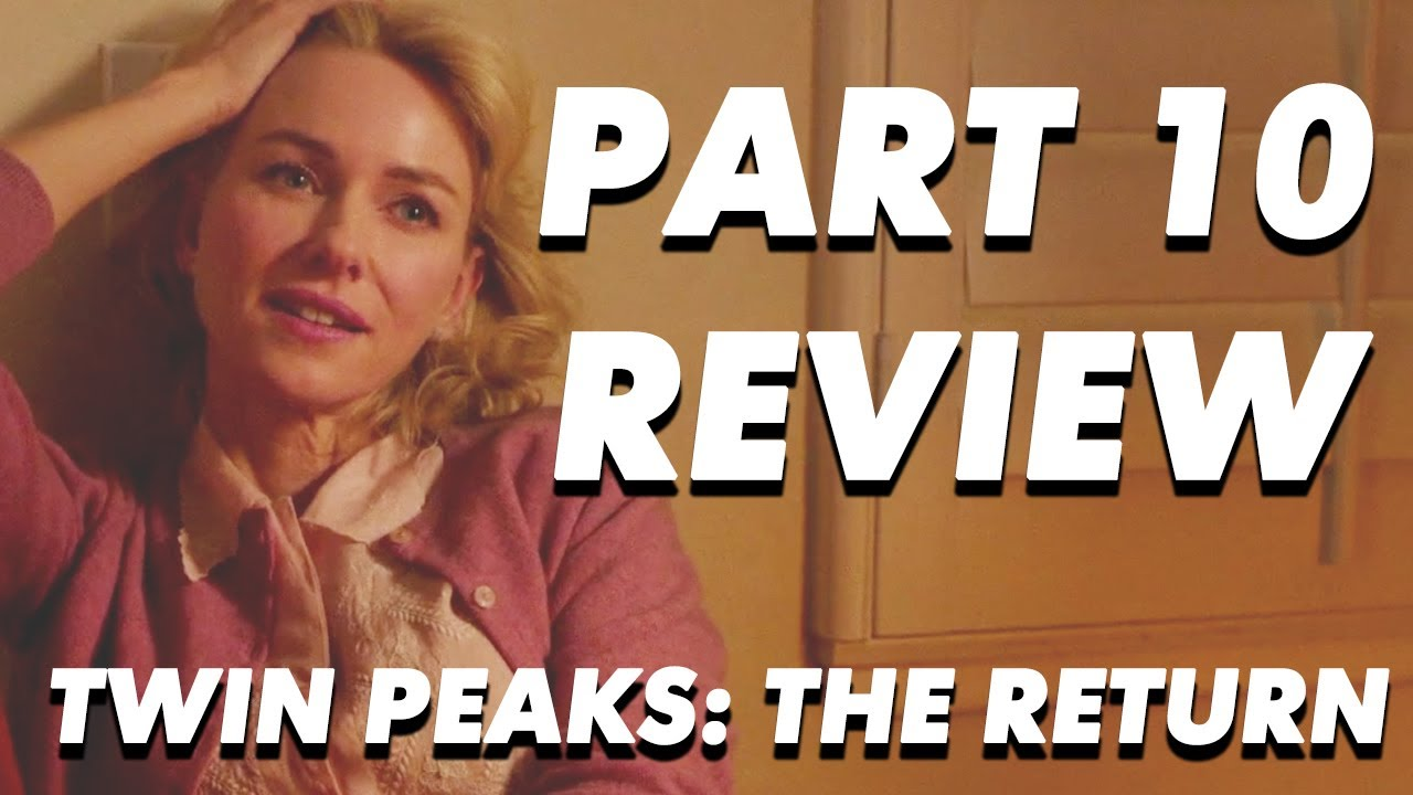 maxresdefault part 10 review (laura is the one, richard horne, diane) twin peaks