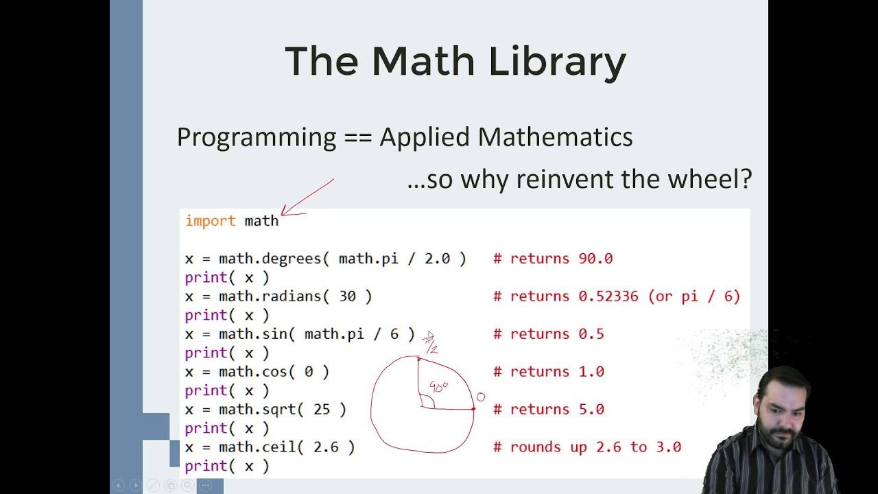 Math Ceiling Function Python