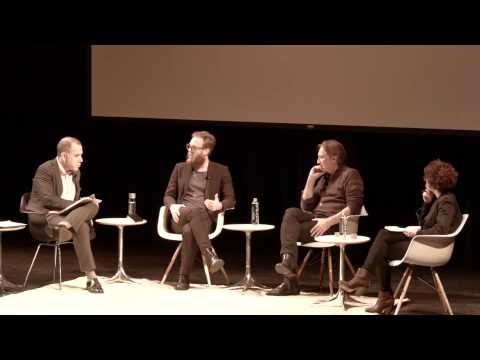 """""""Architecture of the Image"""" with Charles Stankievech, Richard Barnes and Stephanie Smith"""