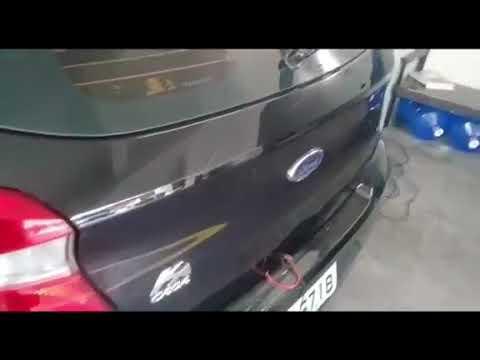 Ford Ka Novo E Suas Particularidades Trava Eletrica Do Porta