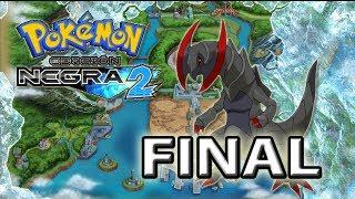 Pokémon Negro 2 por Muerte17 ( Fin de la Serie - Reserva Natural / Real Teselia y Pueblo Biscuit )