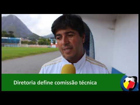 Siqueira- Novo técnico do Friburguense 2018