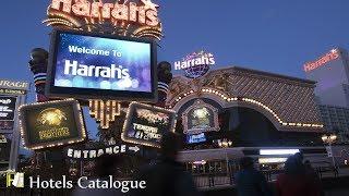 Harrah's Las Vegas Hotel 2018 Hotel Tour