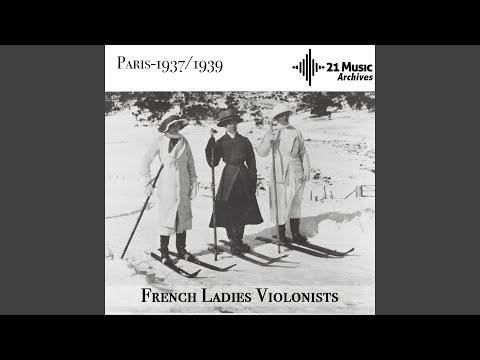 Concerto for violin and orchestra No.3 in G Major, K216: II. Adagio