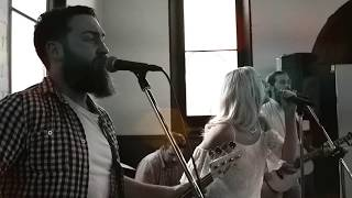 Hold Back the River (Cover) -  The Red Kelly's