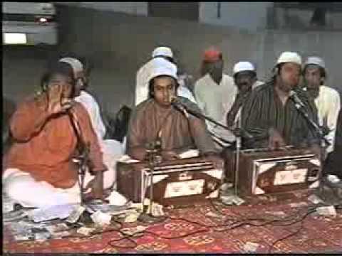 Hazri PP -Mera lamakan makan-Sain Haideri -MahFed qawwal.