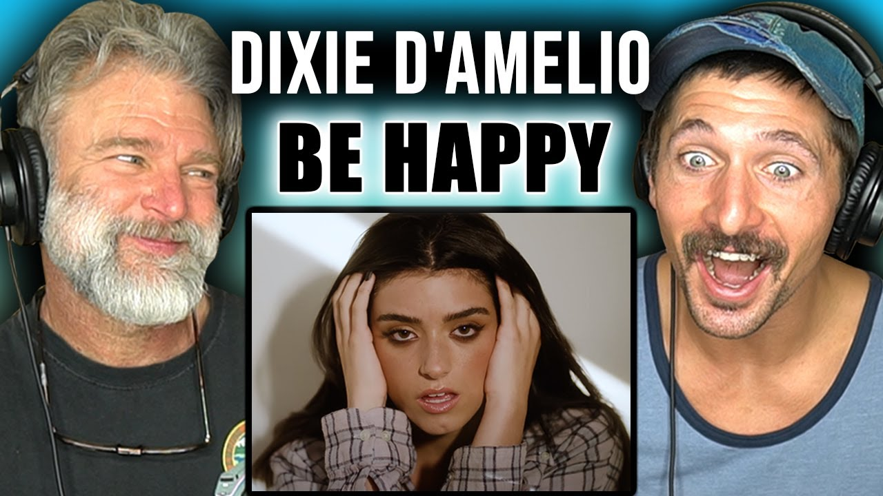 Montana Guys React to Dixie D'Amelio - Be Happy (Official Video)