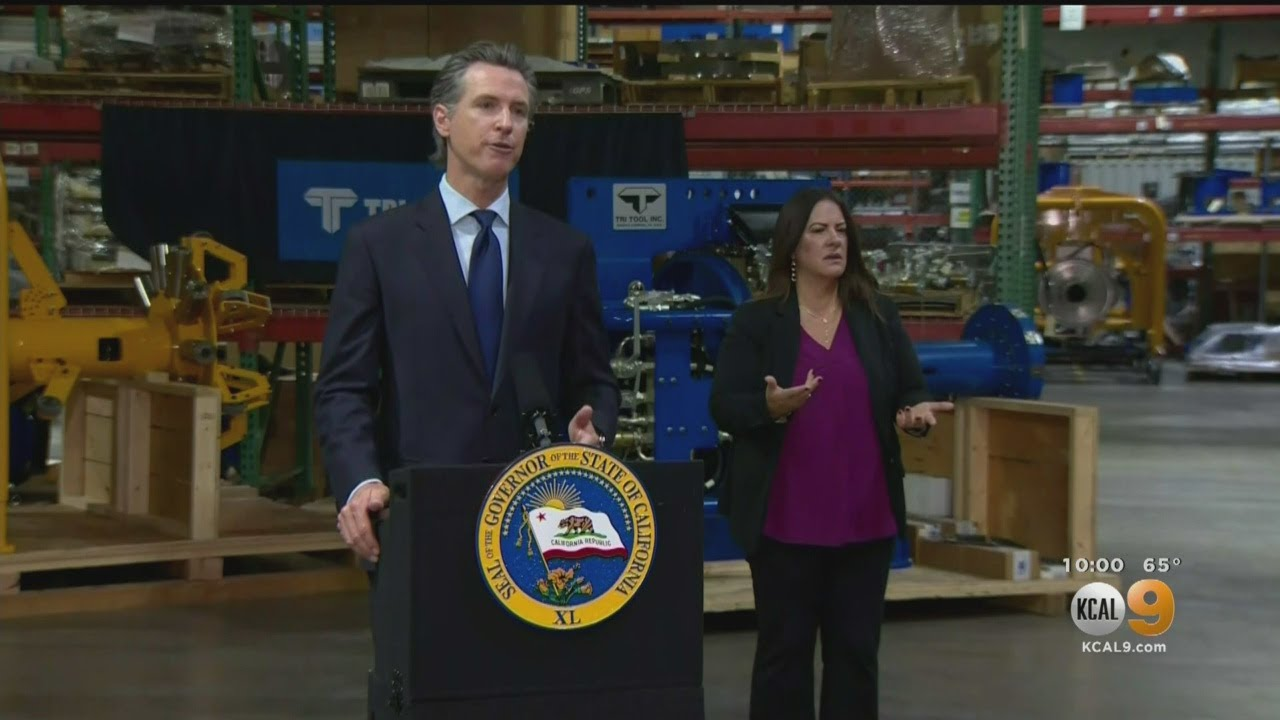 Newsom urges Imperial County to reinstate stay-at-home order amid ...