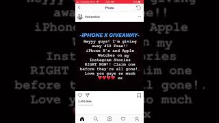 RHETTANDLINK INSTAGRAM HACKED? FAKE GIVEAWAY?