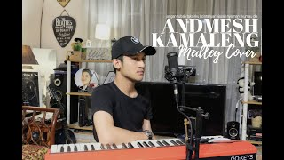 MEDLEY COVER ANDMESH KAMALENG ( Kumau Dia x Cinta Luar Biasa x Nyaman x dll ) BY ALDHI
