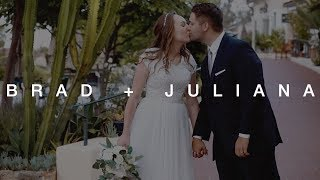 Brad + Juliana: Cinematic Wedding Film at The Inn at Rancho Santa Fe, California
