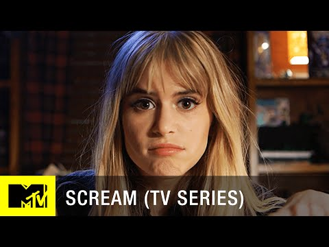 "Scream (Season 2) | If I Die: Brooke ""Thanks For Seeing The Real Me"" 