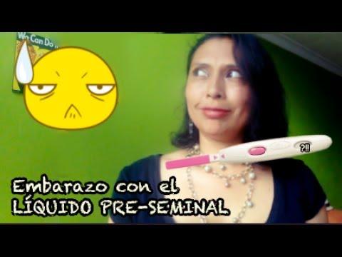 hay posibilidad de embarazo con liquido preseminal