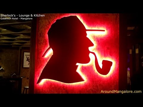 0 - Sherlock's - Pub - Lounge & Kitchen - Goldfinch Hotel - Mangalore