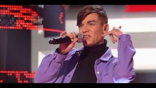 Dawid zaśpiewał fenomenalnie! 16-latek sam skomponował utwór na półfinał! [Big Brother]