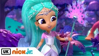 Shimmer and Shine | Zahramay Falls | Nick Jr. UK
