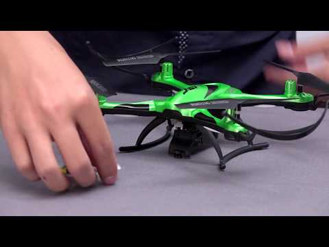 JJRC H31 RC Quadcopter Calibration Education English Video Guide
