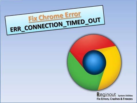 How To Fix Err Connection Timed Out In Google Chrome 2020 ( PC )