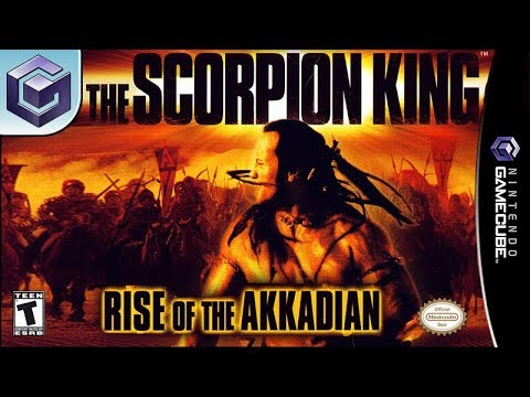 Longplay of The Scorpion King: Rise of the Akkadian
