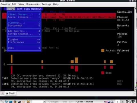 Kismet with gps in kali linux tutorial the world of it & cyber.