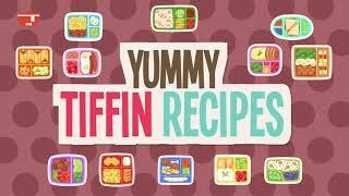 Easy Tiffin Recipes | Tiffin Recipes For Kids | Easy Tiffin Ideas