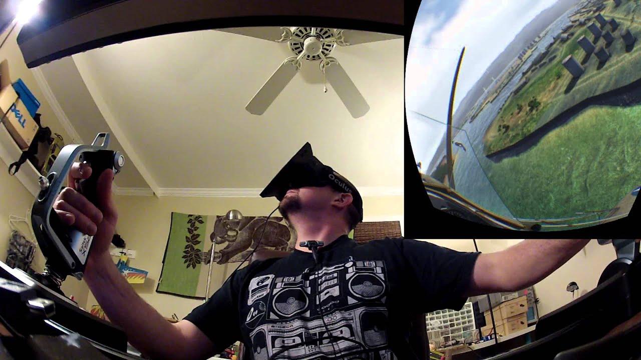 Oculus Rift and War Thunder