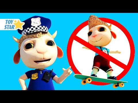 Dolly And Friends 3D ¦ Johny Police Patrol | Full Episode