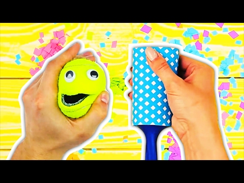 Thumbnail: 35 Completely Freaking Awesome DIY Projects l 5-MINUTE CRAFTS COMPILATION