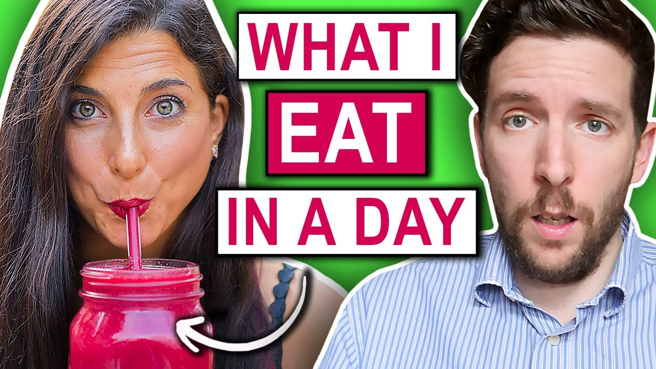 Nutritionist Reviews | Fully Raw Kristina's What I Eat In A Day (YIKES!!)