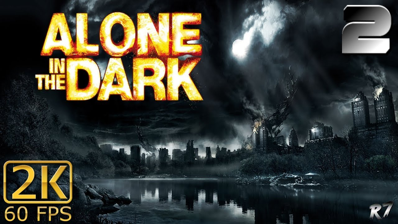 Alone In The Dark 2008 Pc Windows Longplay Part 1 2k 1440p 60fps Youtube