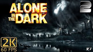 Alone in the Dark (2008) | PC/Windows | Longplay | Part 2 | 2K 1440p 60FPS