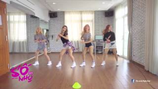 Lip B | SỐ NHỌ (BAD LUCK) | Dance Practice 4K